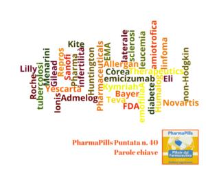"Pharmapills puntata n.40. Bayer e Menarini ""Migliori esperienze aziendali"" di CSR nel pharma"