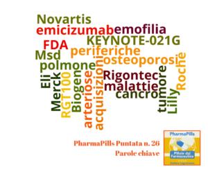 Pharmapills puntata n.26. Msd acquisisce la biotech Rigontec